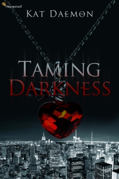 Taming Darkness Cover1