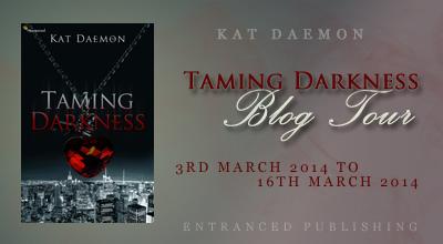 Taming Darkness Tour Banner